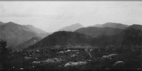 Hill 1098 à l'est du col de Braus était l'objectif du 2/517th PIR et notamment de la F Company du 1st Lt. John Lissner